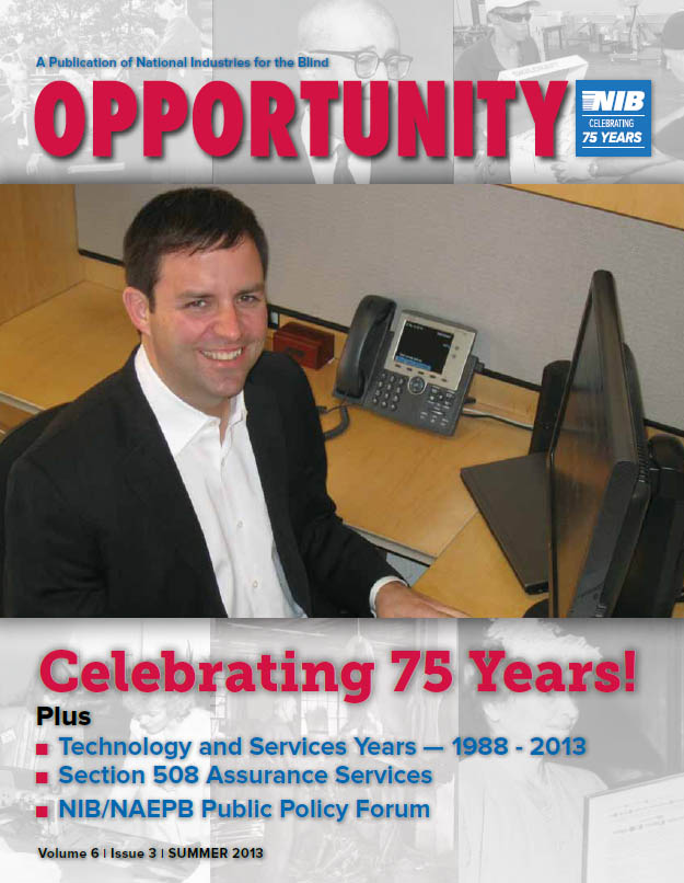 Summer 2013 Opportunity Magazine