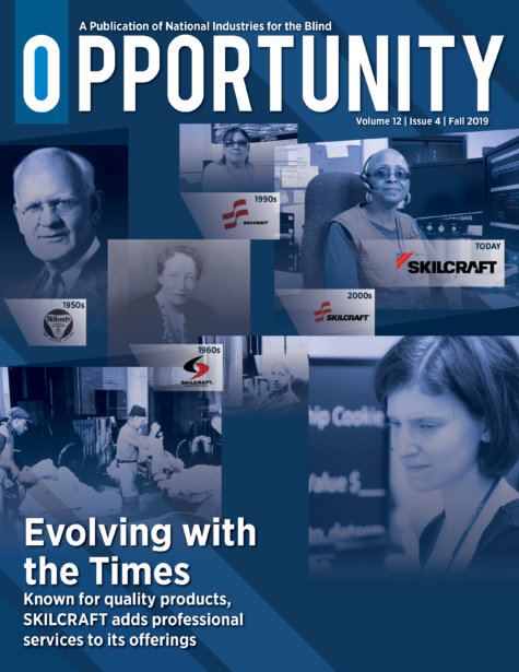 Cover of opportunity magazine